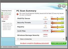 Screenshot Results